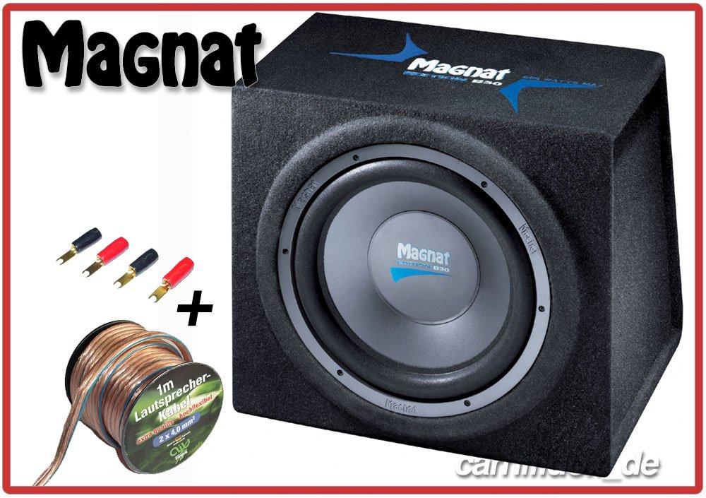 MAGNAT-Edition-B-30-Bassreflex-Gehaeuse-Subwoofer-Bass
