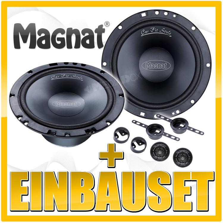 MAGNAT-Lautsprecher-VW-Passat-3B-3-B-3BG-3-BG-B5-B-5