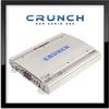CRUNCH GTi 4150 - 4-Kanal Verstärker / Endstufe 1200 Watt MAX (GTi4150)