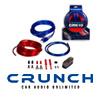 CRUNCH CRK10 10 mm² Kabelset-Verstärker Kabel-SET (CRK10)