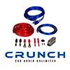 CRUNCH CRK25 25 mm² Kabelset-Verstärker Kabel-SET (CRK25)