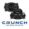 CRUNCH Auto Koax Lautsprecher DSX462 - 140 Watt (DSX462)