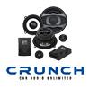 CRUNCH Auto Lautsprecher / Boxen Kompo GTI5.2C - 160 Watt (GTI5.2C)