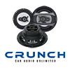 CRUNCH Auto Koax Lautsprecher / Boxen GTi62 - 180 Watt (GTi62)