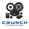 CRUNCH Auto Lautsprecher / Boxen Kompo GTI6.2C - 250 Watt (GTI6.2C)