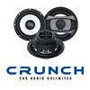 CRUNCH Auto Tiefton/Woofer-Set Lautsprecher / Boxen GTi6.2W