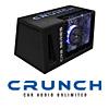 CRUNCH CRB-501 - 30cm Auto Single Bandpass Gehäuse Subwoofer (CRB-501)