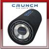 CRUNCH GTS-250 - 25cm Auto Gehäuse Tube Subwoofer Rolle 500 Watt (GTS-250)