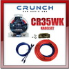 CRUNCH CR35WK 35 mm² Kabelset-Verstärker Kabel-SET (CR35WK)
