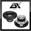 ESX 25cm Subwoofer Chassi / Woofer / Lautsprecher 800 Watt MAX (SX-1040)