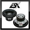 ESX 20cm Subwoofer Chassi / Woofer / Lautsprecher 600 Watt MAX (SX-840)