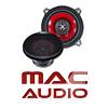 MAC AUDIO 13cm Koax Front/Heck Lautsprecher/Boxen für RENAULT Megane 3 - 08-14