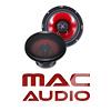 MAC AUDIO Front Auto Lautsprecher/Boxen für VW Caddy 2 (9KV) - 1995-2003