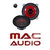 MAC AUDIO 13cm Front/Heck Lautsprecher/Boxen Kompo für RENAULT Megane 3 - 08-14