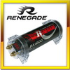 RENEGADE Kondensator / Powercap / Pufferkondensator RX1200 - 1.2 Farad (RX1200)