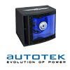 AUTOTEK A250BP - 25cm Auto Bandpass Subwoofer / Basskiste - 500 Watt MAX