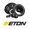 ETON Front Lautsprecher/Boxen Kompo für SKODA Octavia 2 (1Z) - 2004-2012