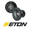 ETON PW8 - 20cm Subwoofer Chassis / Woofer / Lautsprecher - 400W MAX