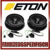 ETON UG VW Tiguan FOV Front Upgrade Lautsprecher Kompo für VW Tiguan - 2007-2015