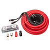 GROUND ZERO GZPK 50X - 50 mm² Kabelset-Verstärker Kabel-SET
