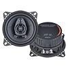 GROUND ZERO Front Auto Lautsprecher/Boxen für OPEL Vivaro A - 2001-2014