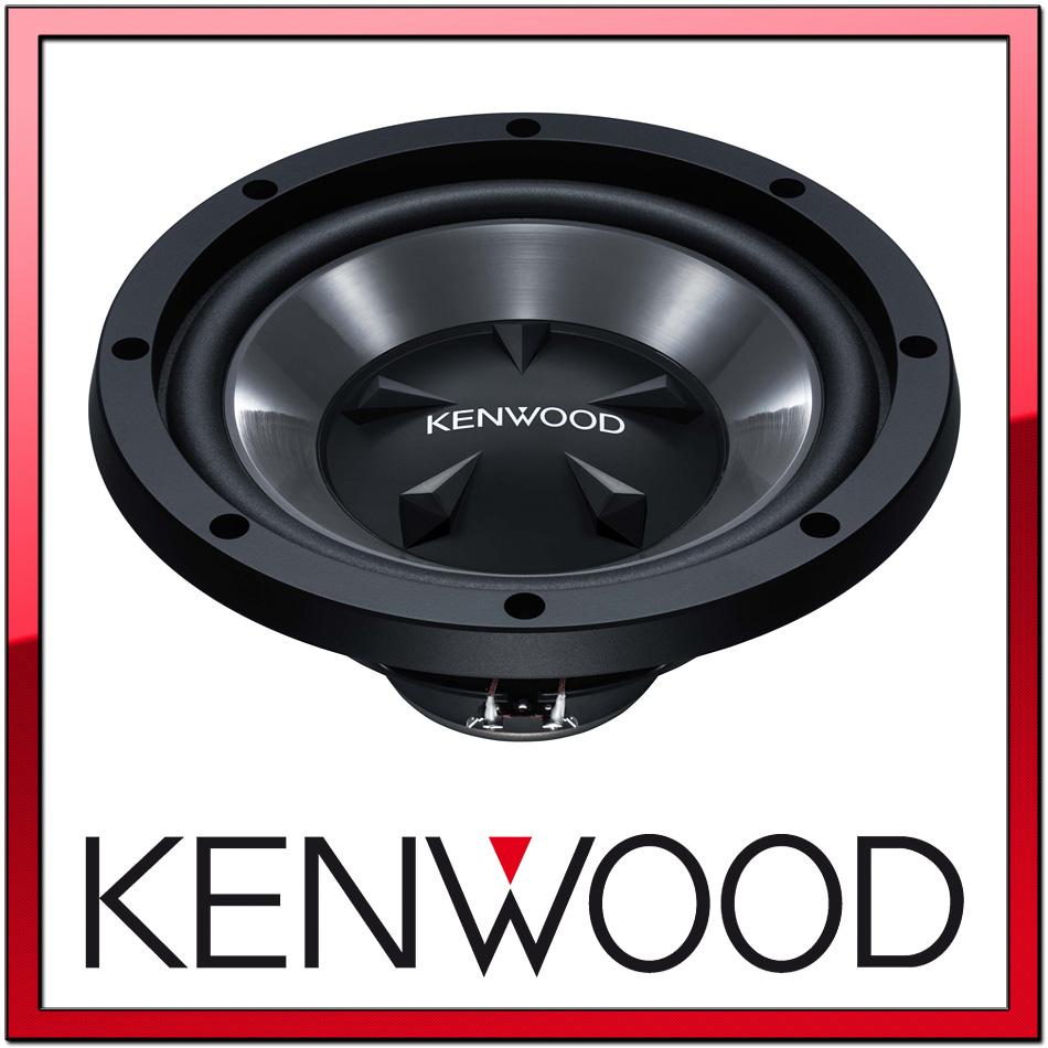 kenwood kfc w112s 30cm auto subwoofer chassis woofer. Black Bedroom Furniture Sets. Home Design Ideas