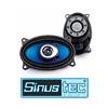 SINUSTEC Koax Auto Lautsprecher / Boxen ST-150C - 250 Watt (13969)