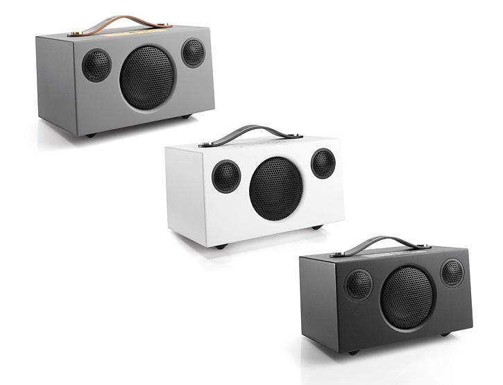 audio pro addon c3 tragbarer wlan bluetooth multiroom stereo lautsprecher akku ebay. Black Bedroom Furniture Sets. Home Design Ideas